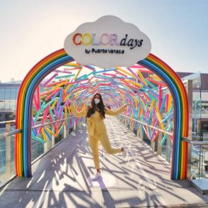 Color days Puerto venecia