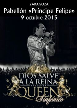 God Save the Queen agenda zaragoza