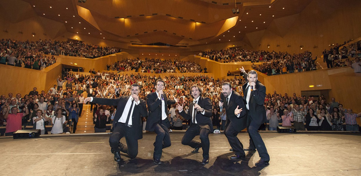 b vocal agenda zaragoza auditorio